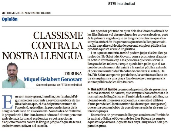 article miquel gelabert